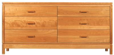 Freeport six drawer dresser