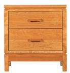 Freeport 2 drawer nightstand