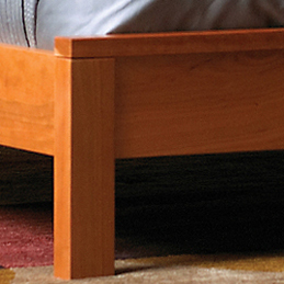 Freeport Bed Detail