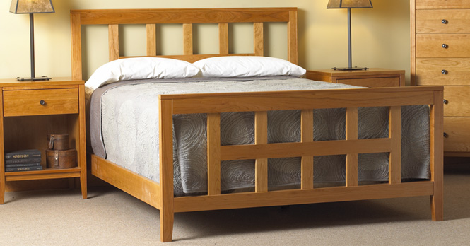 Kingston sleigh bed photo